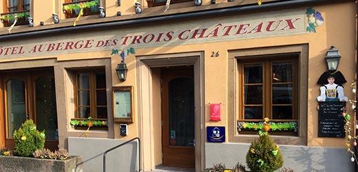 Auberge des Trois Châteaux