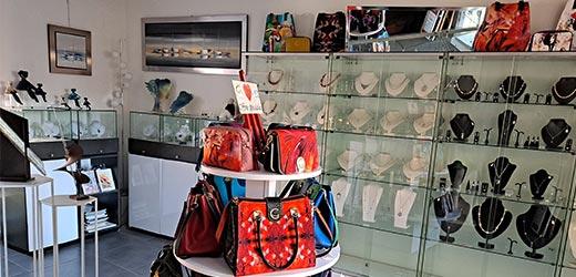 Galerie RempART - oeuvres d'art et création de bijoux