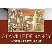 Restaurant à la ville de Nancy
